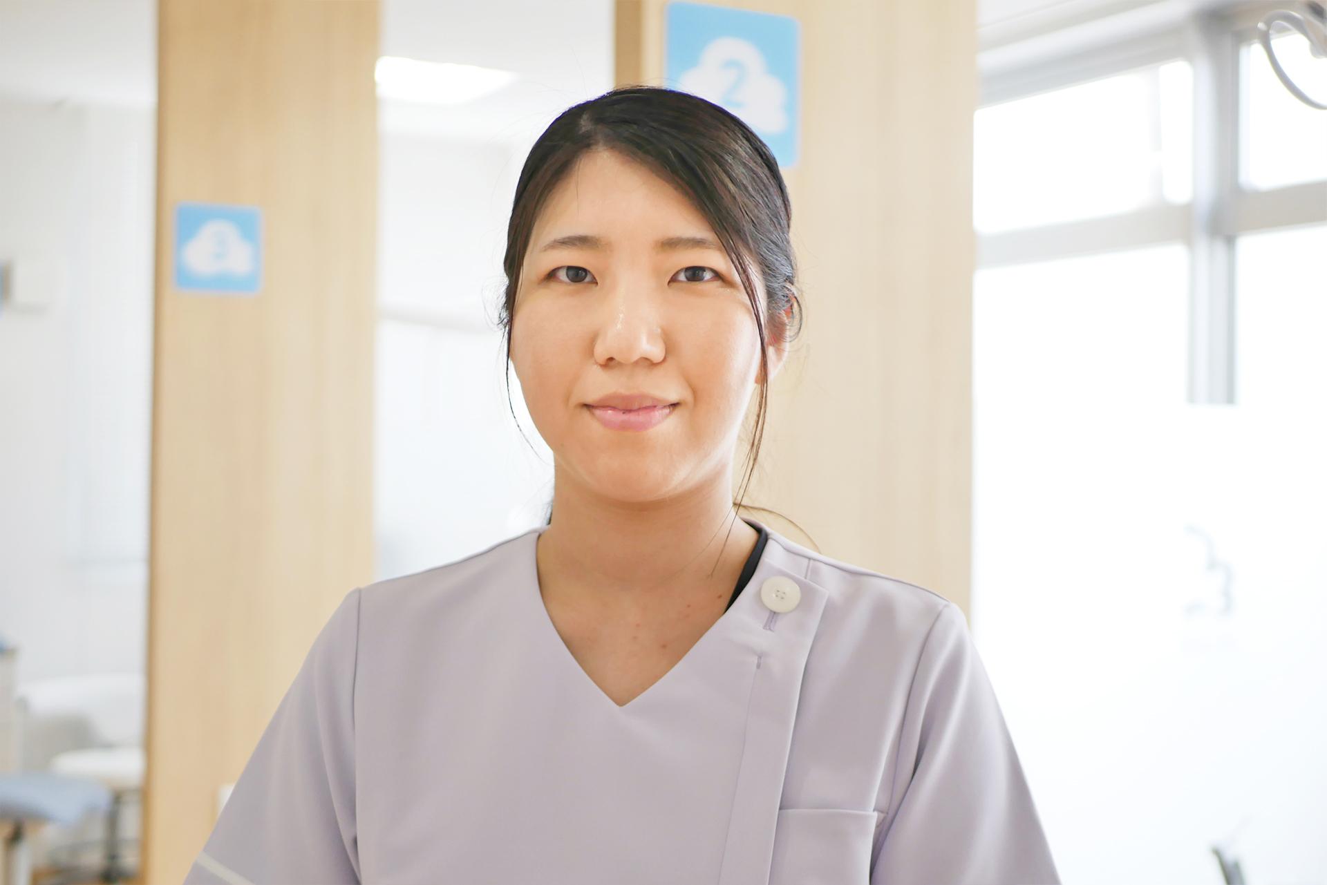 ひろ歯科クリニック 歯科衛生士<br />福野 奈美<span>(ふくの なみ)</span>